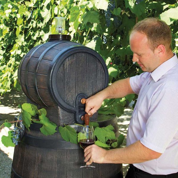 ROTO Wine Barrel Barik