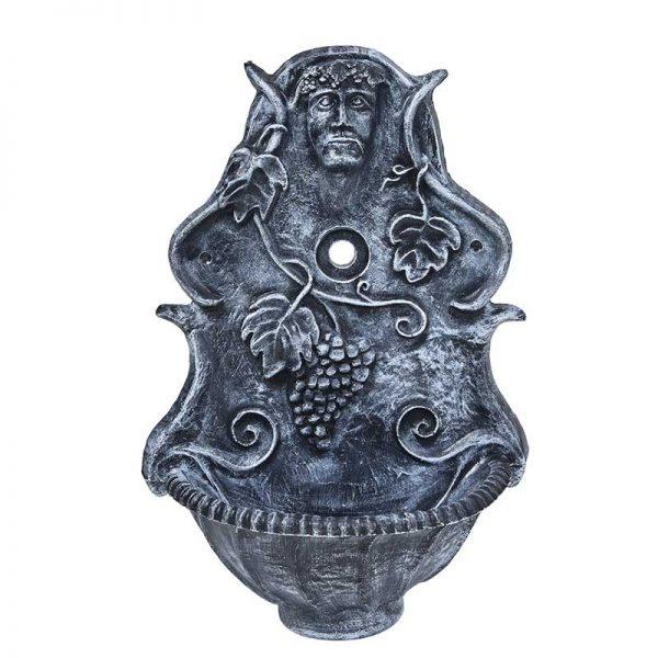 ROTO Vrtni umivalnik Dioniz srebrni