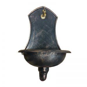 ROTO vrtni umivalnik Saturn bronast