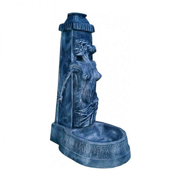 ROTO vrtni umivalnik Afrodita srebrna