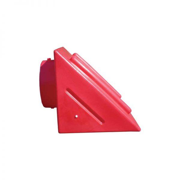 ROTO vrtno otroško igralo ROTIKOM - trikotnik rdeča