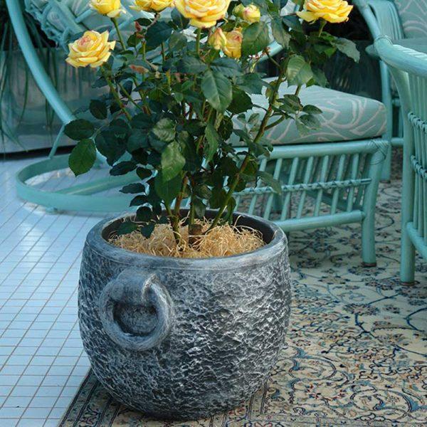 ROTO cvetlično korito Kamnito
