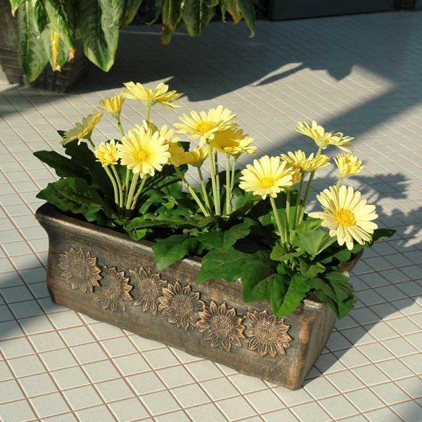 ROTO cvetlično korito Planika