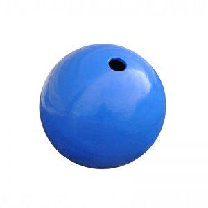 ROTO žoga za konjske prigrizke modra