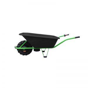 ROTO motorna samokolnica MOTO 120 L enokolesna črna