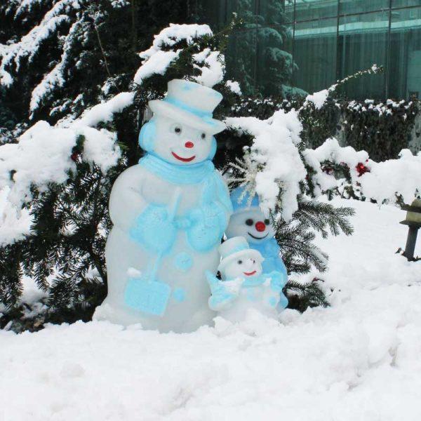 ROTO figura snežaki