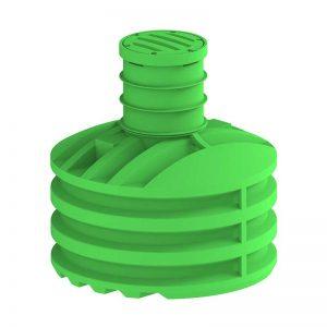 ROTO voda rezervoarji za vodo RoCko 2310 5000 l