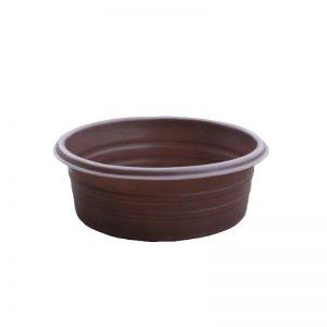 Roto bazen za pse okrogli