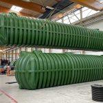 Kako izdelamo največji PE rezervoar za vodo v Evropi Roterra 2450